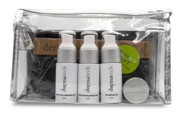 Travel Kit - with Gentle Cleansing Gel